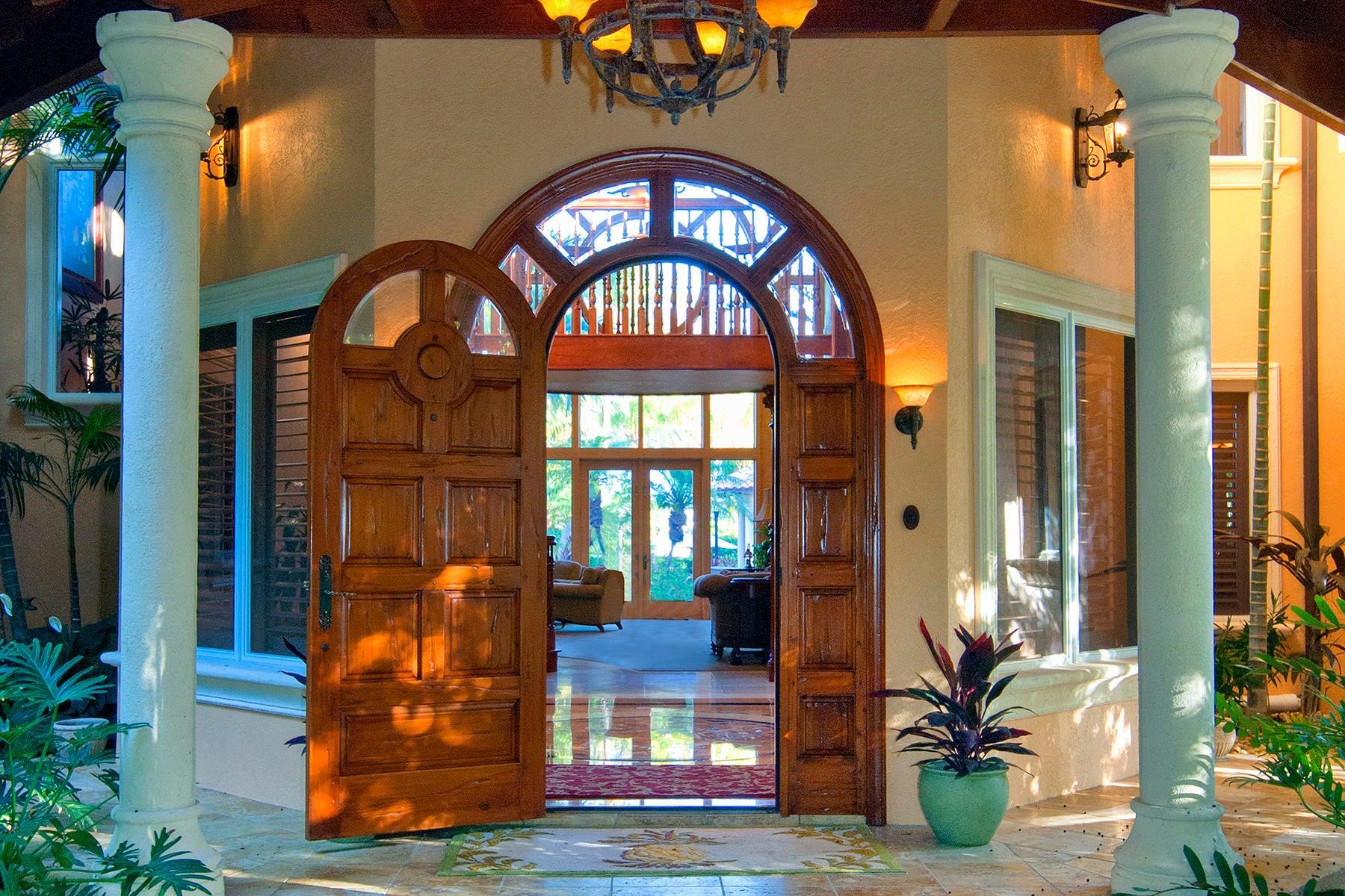 Maison unifamiliale pour l Vente à 1150 Bulevar De Palmas 1150 Bulevar De Palmas Marathon, Florida 33050 États-Unis