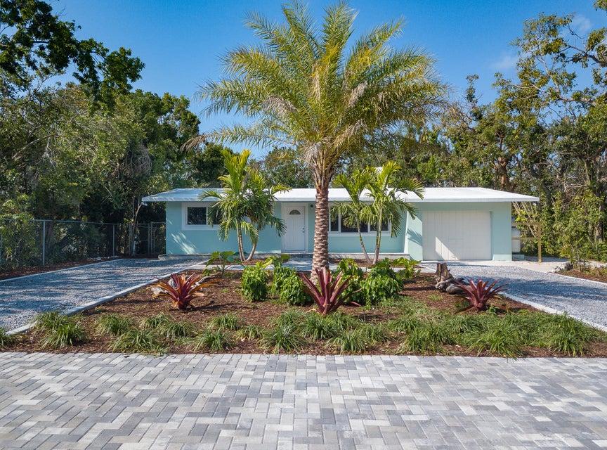 Casa para uma família para Venda às 32 Park Road 32 Park Road Islamorada, Florida 33036 Estados Unidos