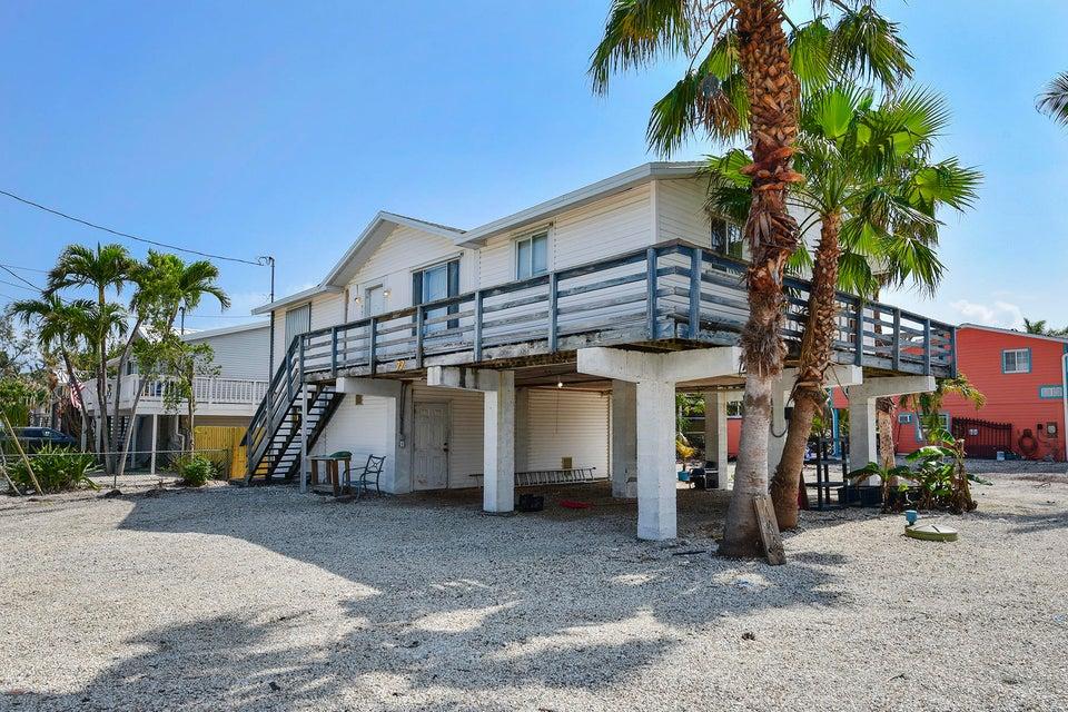 Casa para uma família para Venda às 77 Columbus Drive Drive 77 Columbus Drive Drive Islamorada, Florida 33036 Estados Unidos