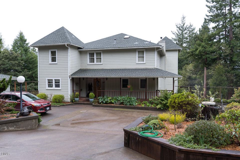 Single Family Home for Sale at 28401 Simpson Lane 28401 Simpson Lane Fort Bragg, California 95437 United States