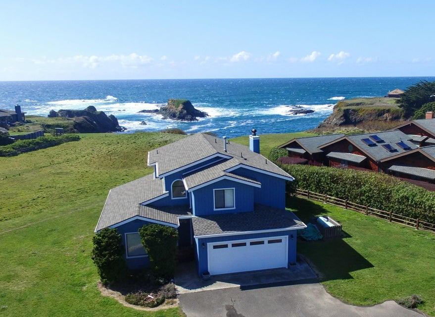 Casa Unifamiliar por un Venta en 45459 S Caspar Drive 45459 S Caspar Drive Mendocino, California 95460 Estados Unidos