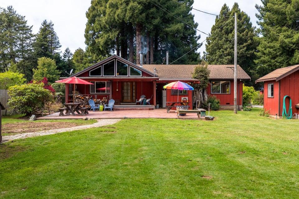 独户住宅 为 销售 在 21640 Forster Lane 21640 Forster Lane Fort Bragg, 加利福尼亚州 95437 美国