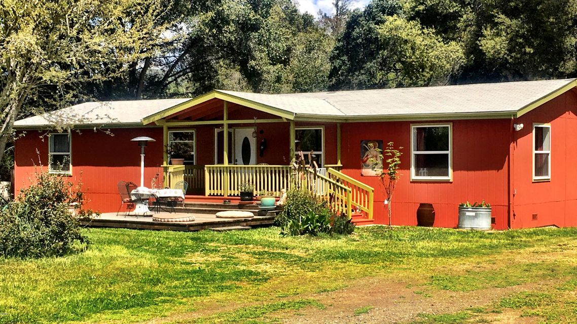 Single Family Home for Sale at 13151 Airport Road 13151 Airport Road Boonville, California 95415 United States