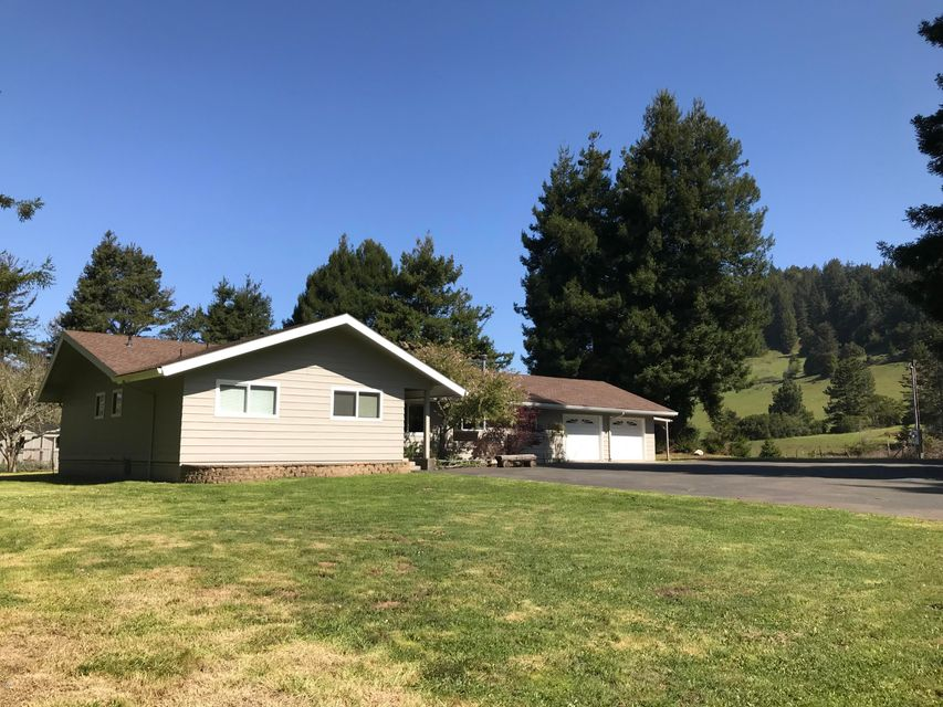 Single Family Home for Sale at 30354 Pudding Creek Road 30354 Pudding Creek Road Fort Bragg, California 95437 United States