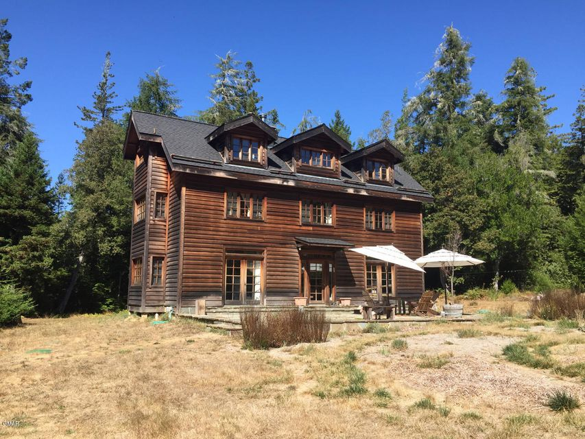 Single Family Home for Sale at 40800 Comptche Ukiah Road 40800 Comptche Ukiah Road Mendocino, California 95460 United States