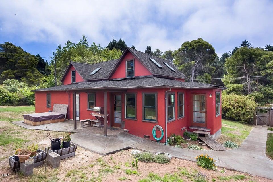 英亩 为 销售 在 32250 Rivers End Road 32250 Rivers End Road Fort Bragg, 加利福尼亚州 95437 美国