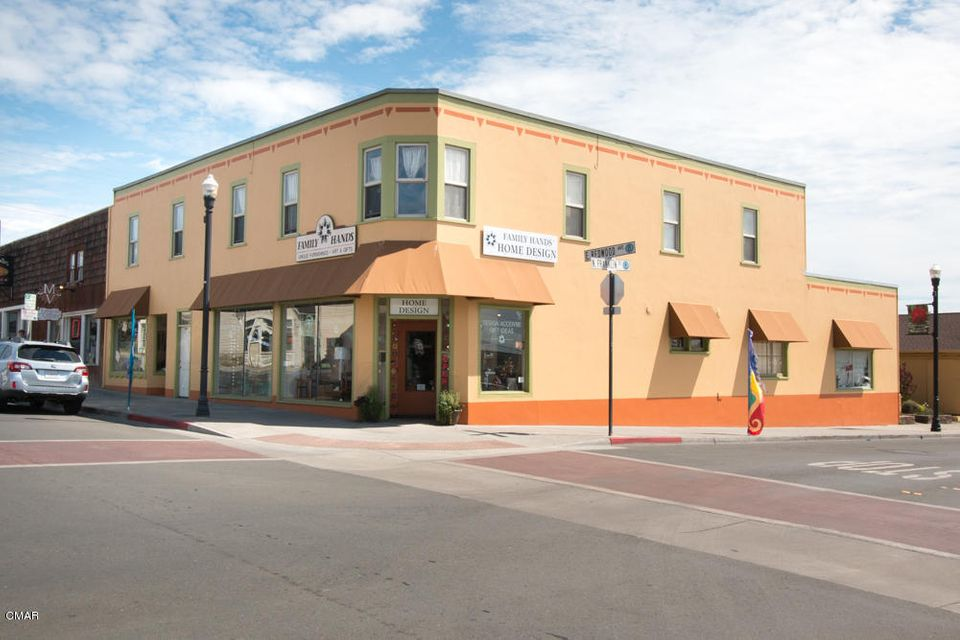 Commercial for Sale at 244 N Franklin Street 244 N Franklin Street Fort Bragg, California 95437 United States