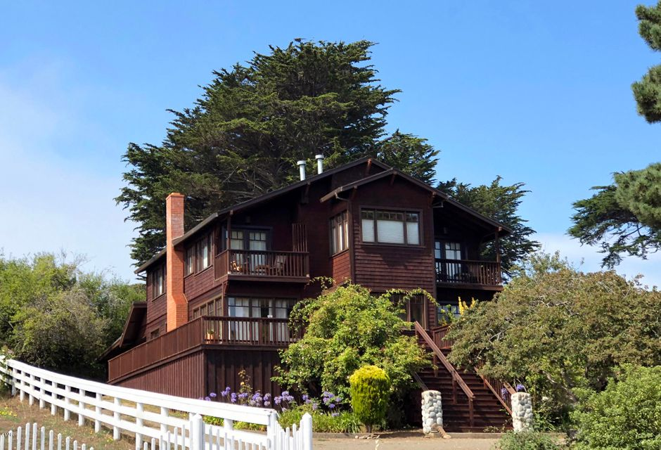 Single Family Home for Sale at 44920 Little Lake Road 44920 Little Lake Road Mendocino, California 95460 United States
