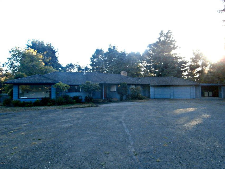 Single Family Home for Sale at 32601 Mill Creek Drive 32601 Mill Creek Drive Fort Bragg, California 95437 United States