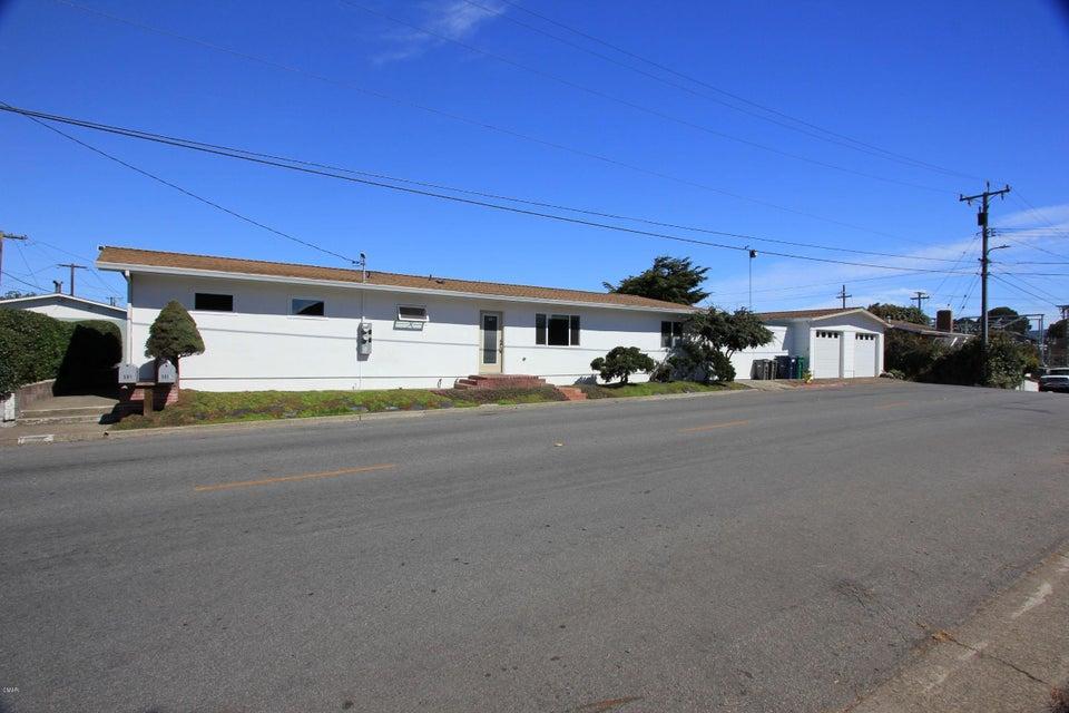 独户住宅 为 销售 在 501 Walnut Street 501 Walnut Street Fort Bragg, 加利福尼亚州 95437 美国