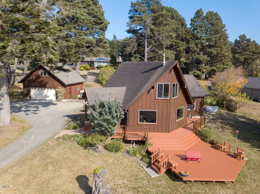 Single Family Home for Sale at 45201 Cypress Drive 45201 Cypress Drive Mendocino, California 95460 United States