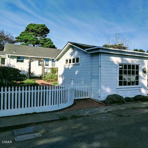 Single Family Home for Sale at 44920/30 Ukiah Street 44920/30 Ukiah Street Mendocino, California 95460 United States