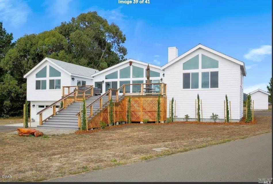 Single Family Home for Sale at 2500 Nonella Lane 2500 Nonella Lane Albion, California 95410 United States