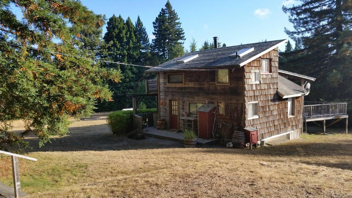 独户住宅 为 销售 在 33001 Philo Greenwood Road 33001 Philo Greenwood Road 埃尔克, 加利福尼亚州 95432 美国
