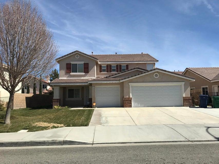 43652  Paloma Street, Lancaster, California