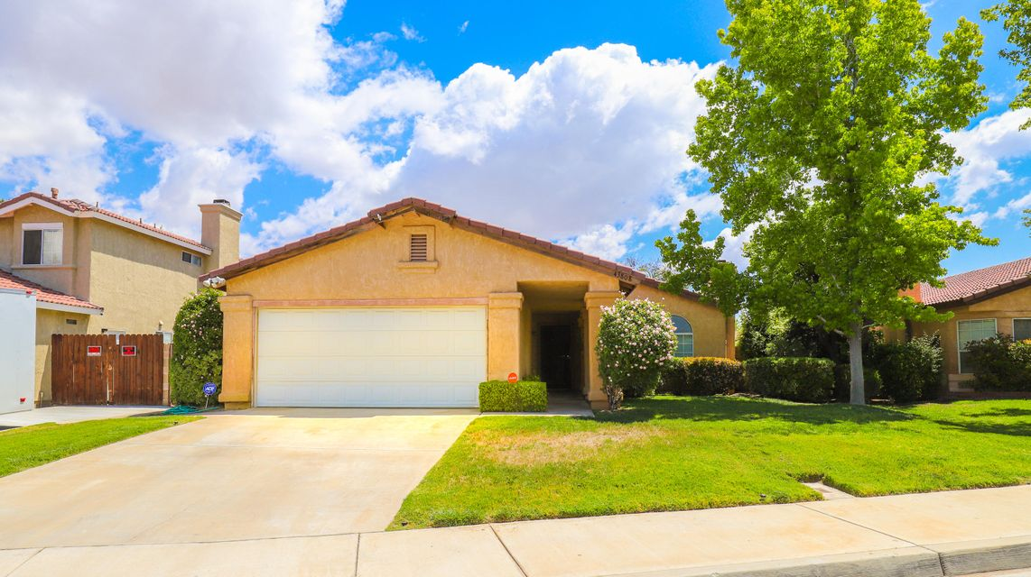 43808  Fallon Drive, Lancaster in Los Angeles County, CA 93535 Home for Sale