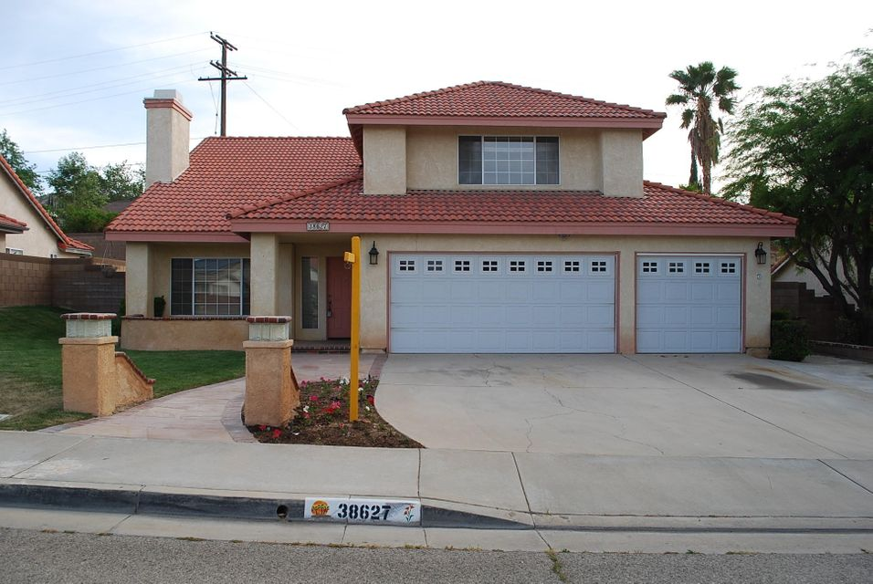 38627  Desert Flower Drive 93551 - One of Palmdale Homes for Sale
