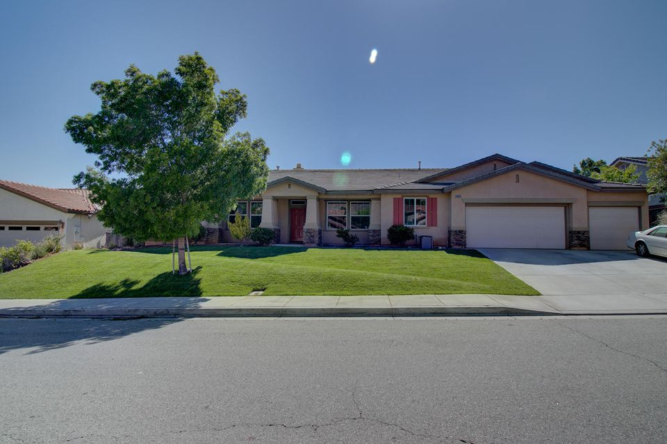 40648 W 55th Street, Palmdale in Los Angeles County, CA 93551 Home for Sale