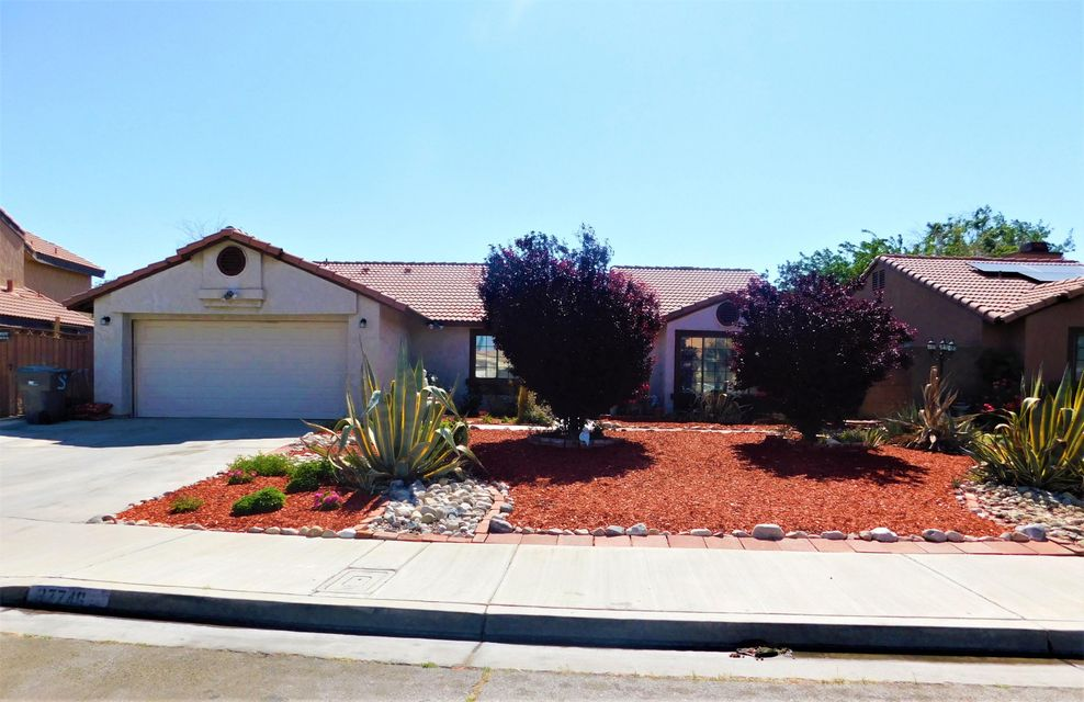 37746  Smoke Tree Street, Palmdale in Los Angeles County, CA 93552 Home for Sale