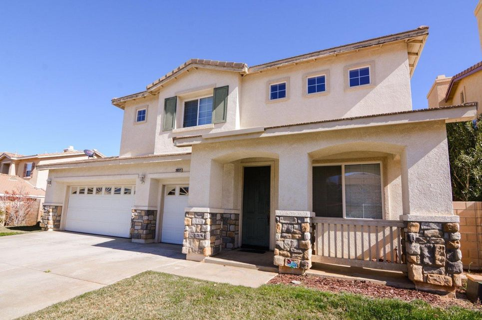 39312  Chantilly Lane, Palmdale in Los Angeles County, CA 93551 Home for Sale