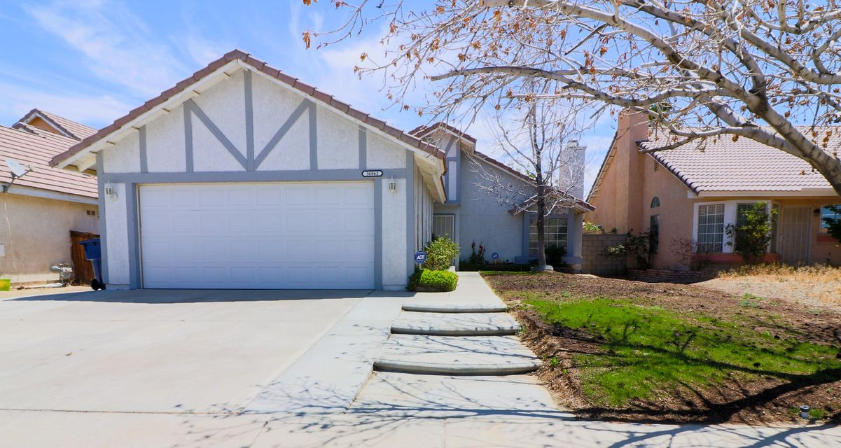 36862  Westgate Drive, Palmdale in Los Angeles County, CA 93552 Home for Sale