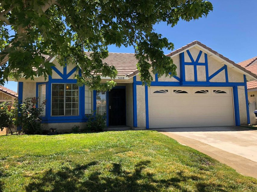 5108  Sunburst Drive, Palmdale in Los Angeles County, CA 93552 Home for Sale