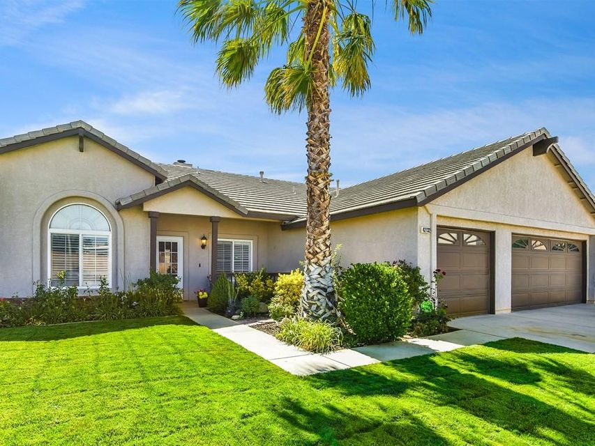 42132  Quail Creek Drive, Lancaster in Los Angeles County, CA 93536 Home for Sale