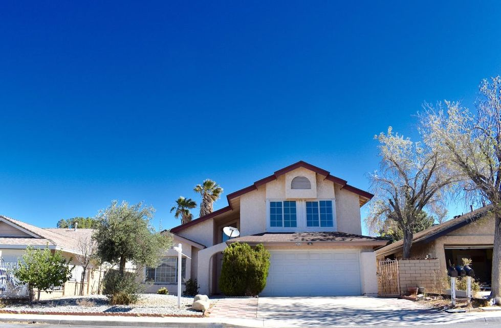 2509  Joshua Hills Drive, Palmdale in Los Angeles County, CA 93550 Home for Sale
