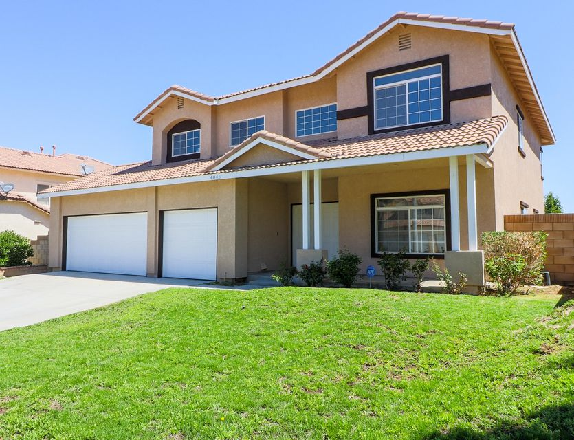 4045  Sungate Drive, Palmdale in Los Angeles County, CA 93551 Home for Sale
