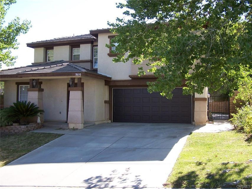 38650  Louise Lane Lane, Palmdale in Los Angeles County, CA 93551 Home for Sale