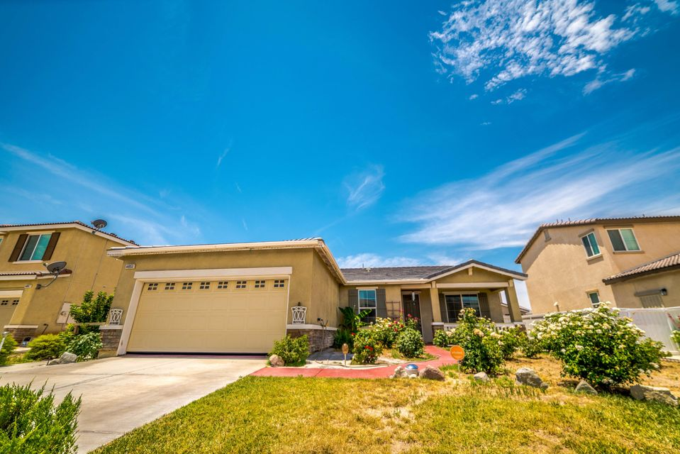 44953  Shad Street, Lancaster in Los Angeles County, CA 93536 Home for Sale