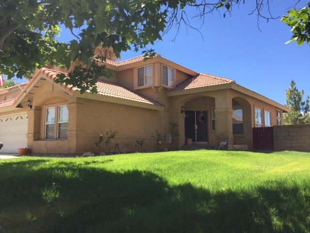 1750 E Mesa Drive, Lancaster in Los Angeles County, CA 93535 Home for Sale