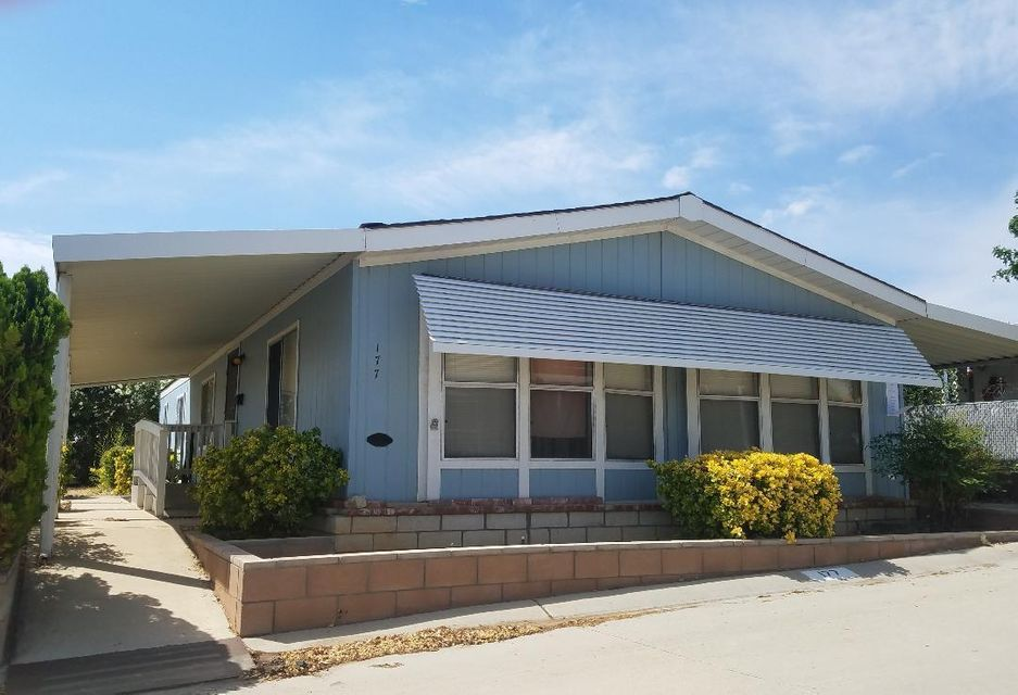 1030  Ave.S #177, Palmdale in Los Angeles County, CA 93550 Home for Sale