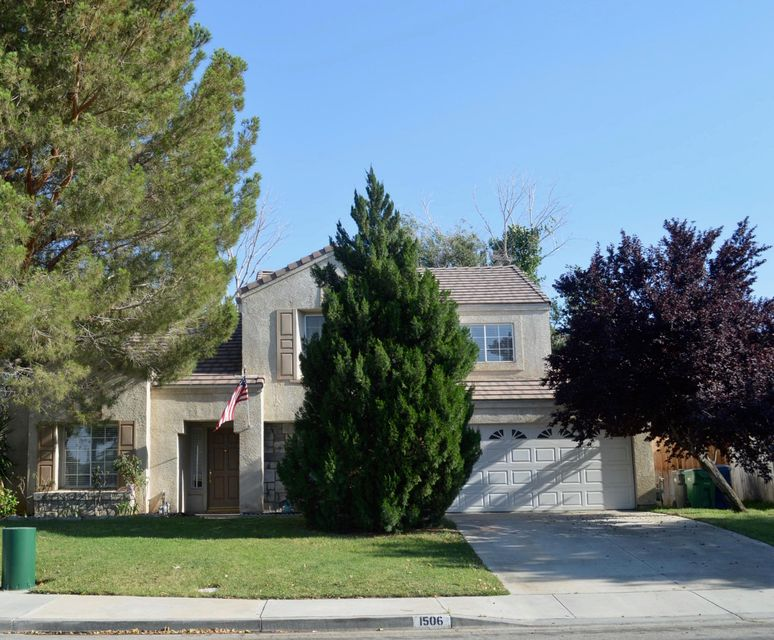 1506  Tigertail Court, Palmdale, California