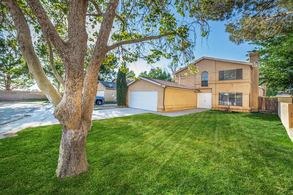 2509  Garnet Lane, Lancaster in Los Angeles County, CA 93535 Home for Sale