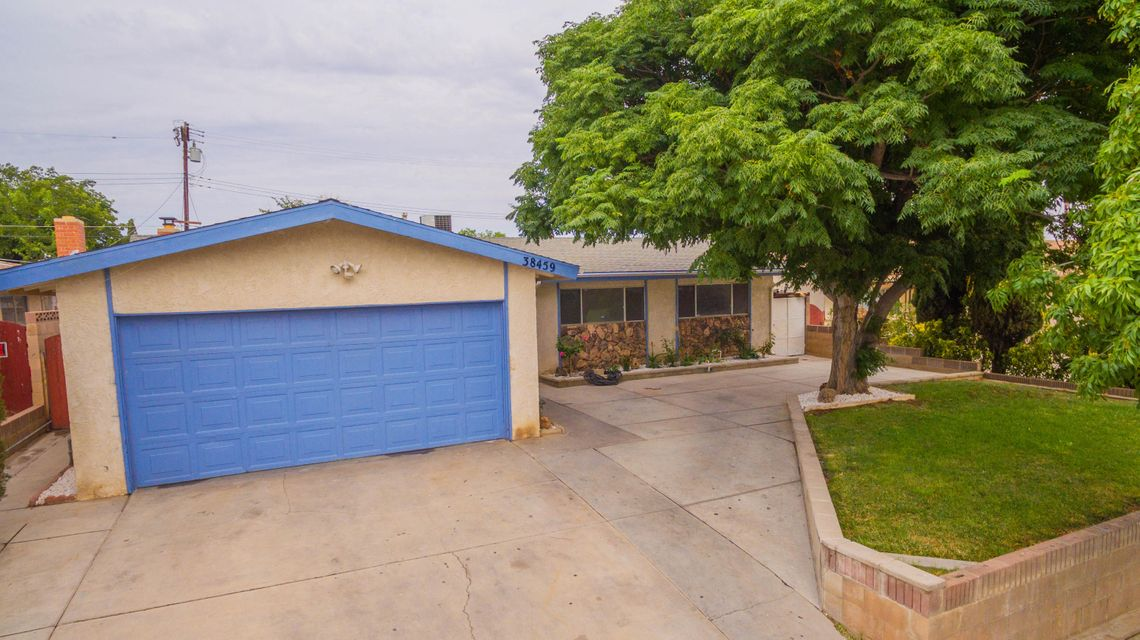 38459 E 2nd Street, Palmdale in Los Angeles County, CA 93550 Home for Sale
