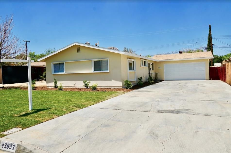 43833  Adler Avenue, Lancaster in Los Angeles County, CA 93534 Home for Sale