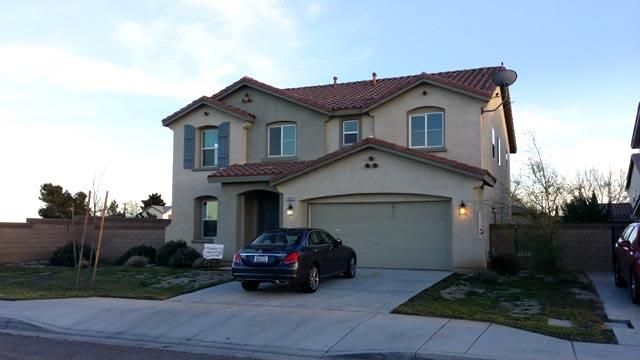 2830  Garnet Lane, Lancaster in Los Angeles County, CA 93535 Home for Sale