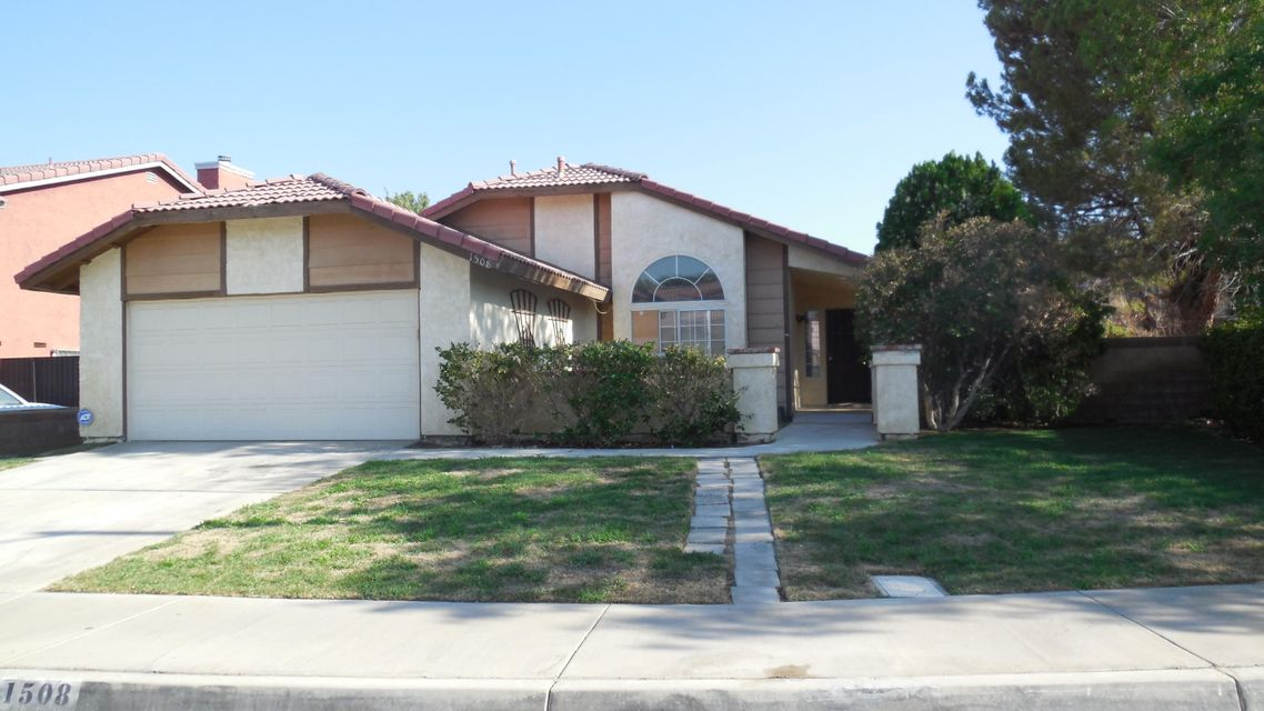 1508  Lucasz Court, Lancaster in Los Angeles County, CA 93535 Home for Sale