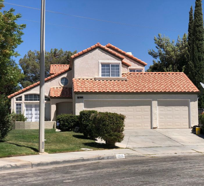 1515  Windsor Place, Palmdale in Los Angeles County, CA 93551 Home for Sale