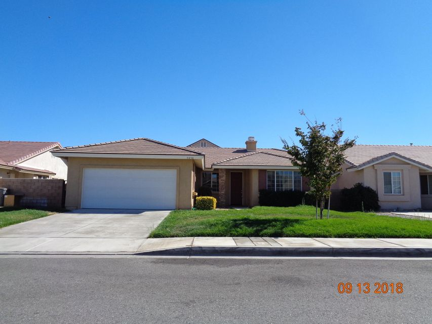 5850  Marseilles Drive, Palmdale in Los Angeles County, CA 93552 Home for Sale