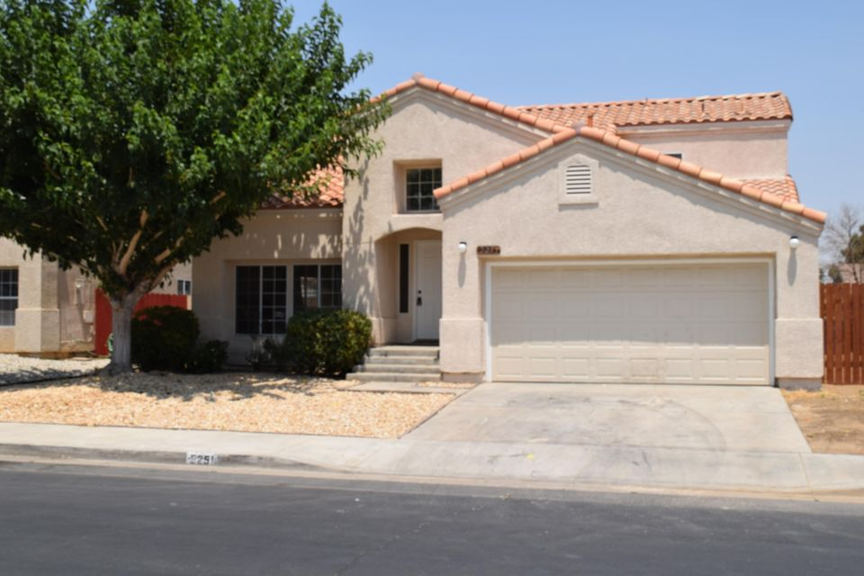 2251  Mark Avenue, Palmdale in Los Angeles County, CA 93550 Home for Sale