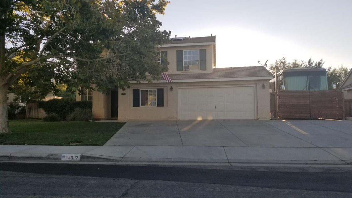 40117  Villa Moura Drive, Palmdale in Los Angeles County, CA 93551 Home for Sale