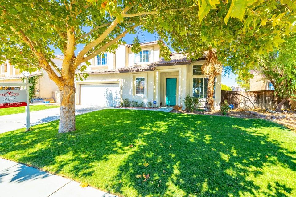 3747  Las Palmas Avenue, Palmdale, California