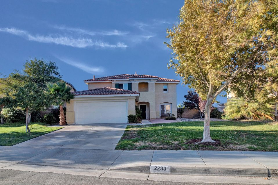 2233  Carolyn Drive, Palmdale in Los Angeles County, CA 93551 Home for Sale