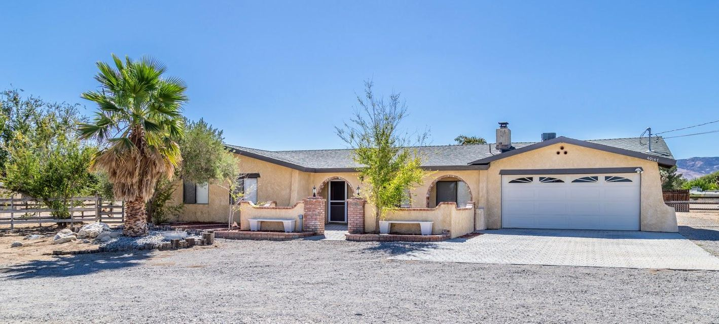 40147 W 16th Street, Palmdale in Los Angeles County, CA 93551 Home for Sale