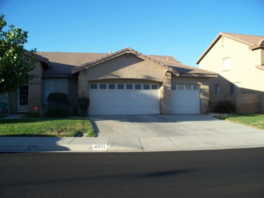 4031  Cocina Lane, Palmdale in Los Angeles County, CA 93551 Home for Sale