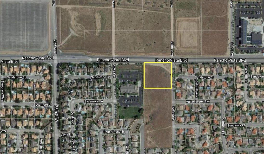 One of Palmdale Homes for Sale at 2200 W Rancho Vista Blvd