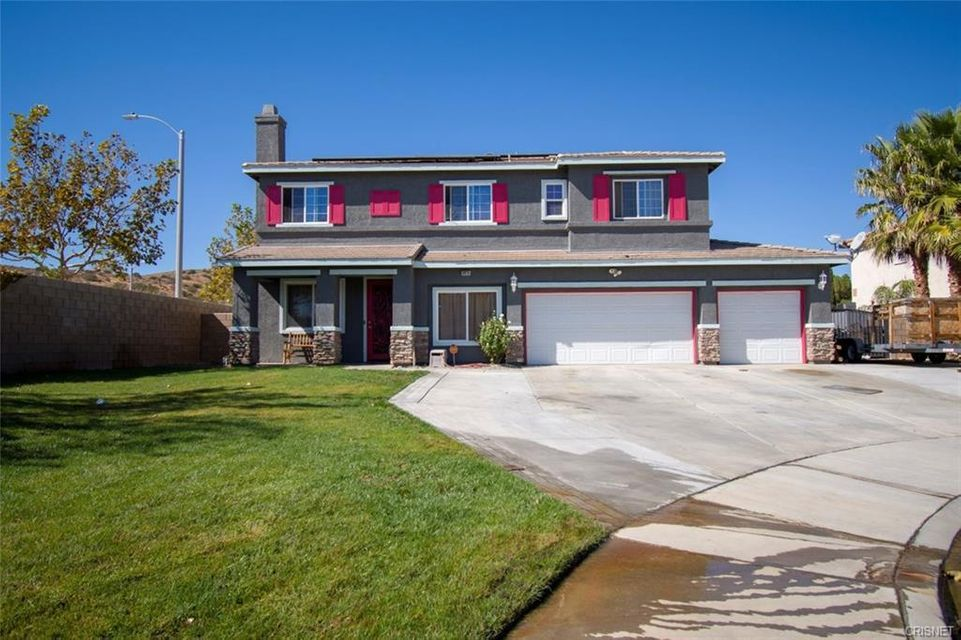 39215  Chantilly Lane, Palmdale in Los Angeles County, CA 93551 Home for Sale