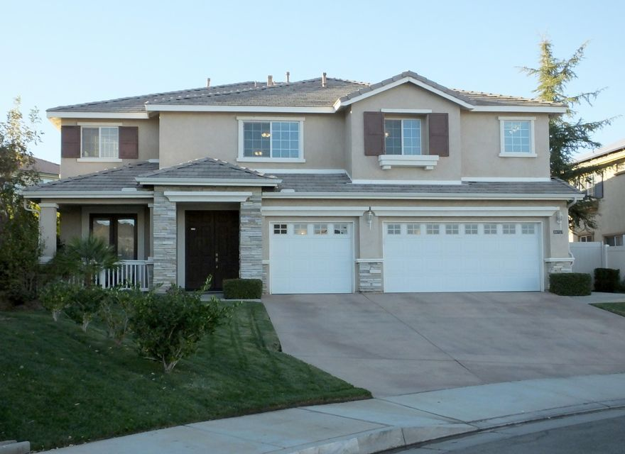 39137  Glant Sequoia Street, Palmdale in Los Angeles County, CA 93551 Home for Sale